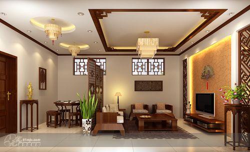垂钓中心 喜洋洋装饰作品 家居设计图库 效果图,实景图,样板间,建